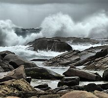 The Wrath Of Mother Nature by Jon Staniland