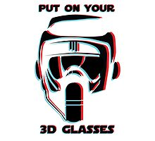 Put on your 3D Scout Glasses by Nateafterhours