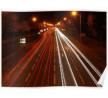 Light Traffic Poster
