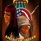 American Indian Veterans by Sena