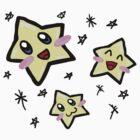 lil stars by Miss K Blower