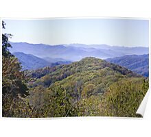 The Great Smokies Poster