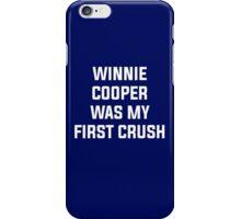 Winnie Cooper - Wonder Years Design iPhone Case/Skin