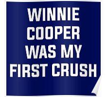 Winnie Cooper - Wonder Years Design Poster