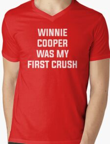 Winnie Cooper - Wonder Years Design Mens V-Neck T-Shirt