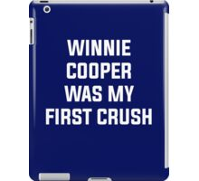Winnie Cooper - Wonder Years Design iPad Case/Skin