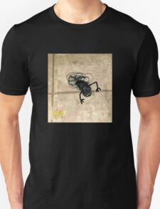 """On the Bathroom Floor"" by Richard F. Yates Unisex T-Shirt"
