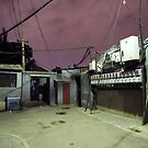 Chine 中国 - Pékin [Beijing] 北京 - By night by Thierry Beauvir