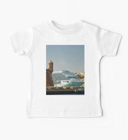 Grand Harbour Valletta Baby Tee