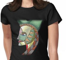 andrea the queen tree Womens Fitted T-Shirt