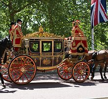 State Opening Of Parliament London by Keith Larby