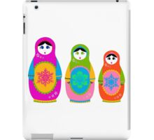 Matryoshka. iPad Case/Skin
