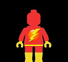 Lightning Minifig by Customize My Minifig