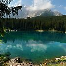 Carezza Lake (Karersee) by pljvv