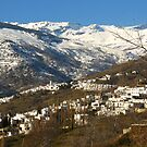 The Alpujarras, Spain by Fin Gypsy