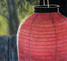 red lantern by tego53