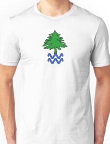 Tree & Water Unisex T-Shirt