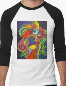 Head With Plants T-Shirt