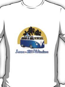 Low 21 Window Splitty T-Shirt