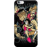Epic Battle Continues...! iPhone Case/Skin