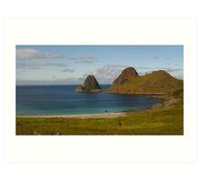 Vesteralen Islands, Norway Art Print