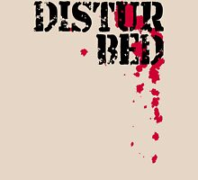 DISTURBED Womens Fitted T-Shirt