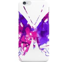 Watercolor Butterfly iPhone Case/Skin