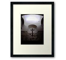 """Spirit of """"light and dark""""     Framed Print"""