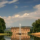Chatsworth House - Derbyshire by Jon Tait