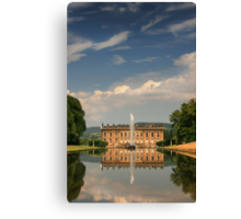 Chatsworth House - Derbyshire Canvas Print