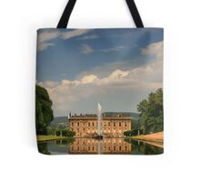 Chatsworth House - Derbyshire Tote Bag
