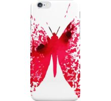 Watercolor Butterfly 2 iPhone Case/Skin