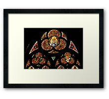 Linz Cathedral, Austria Framed Print