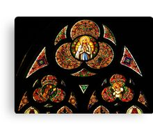 Linz Cathedral, Austria Canvas Print