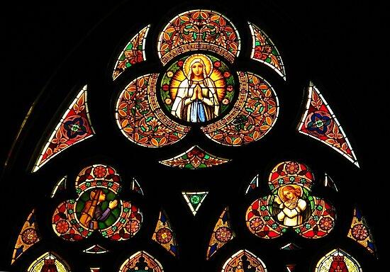 Linz Cathedral, Austria by Fin Gypsy
