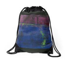 Diving Deep  Drawstring Bag