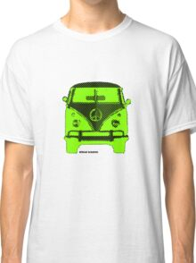 Splitty VW Bus Front Screen Classic T-Shirt