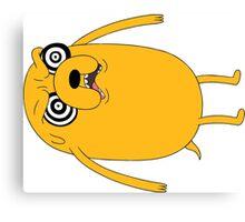 Jake - Adventure time Canvas Print