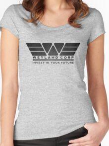 Weyland Corporation Women's Fitted Scoop T-Shirt