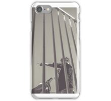 Point that bird iPhone Case/Skin