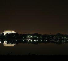 Washington DC Reflection 2 by bkphoto