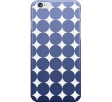 Navy Dots iPhone Case/Skin