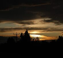 Sunset walks and long talks by Millisa B