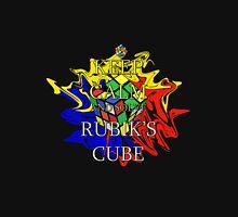 Keep Calm and Solve the Rubik's Cube Unisex T-Shirt
