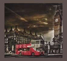 London Sightseeing Tours bus Kids Clothes