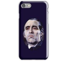 He is the embodiment of all that is evil. iPhone Case/Skin