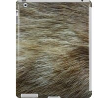 Siamese Cat Fur iPad Case/Skin