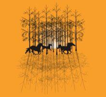 Wild Horses by Amanda  Cass