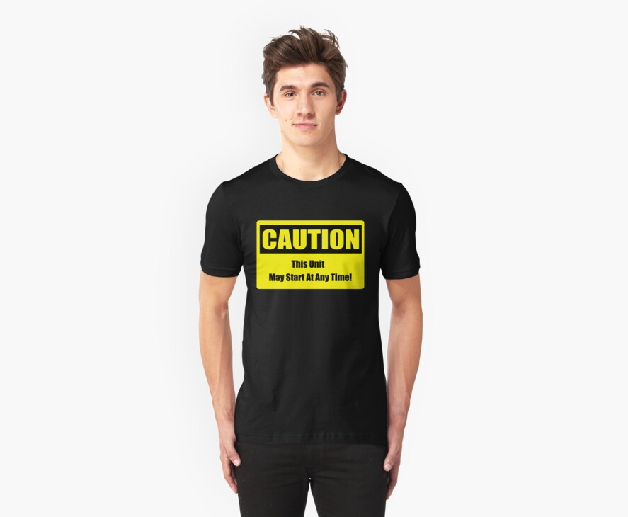 Caution by Brian Carey