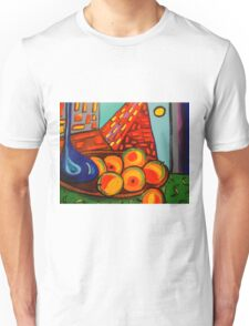 Picasso's Fruit Unisex T-Shirt